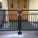 Vi tillverkar även grindar.